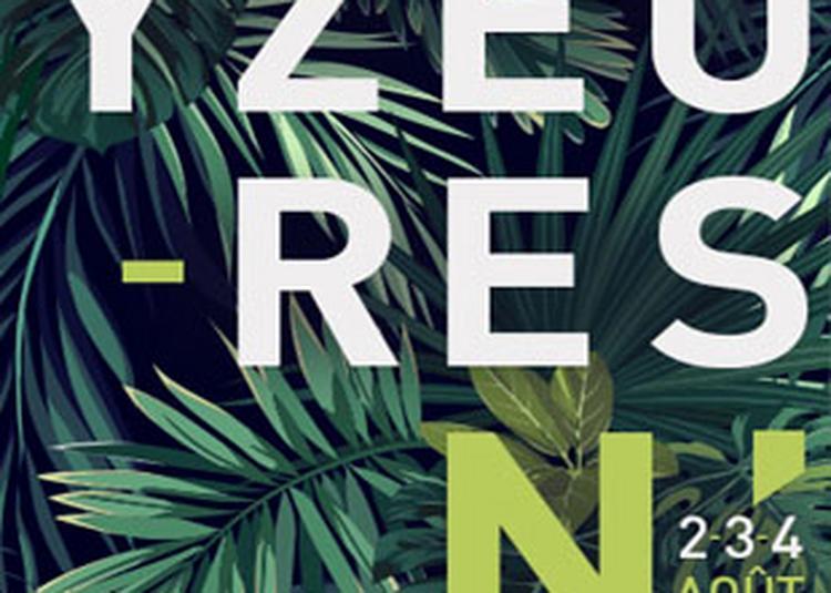 Festival Yzeures'n'rock: Samedi Dimanche à Yzeures sur Creuse
