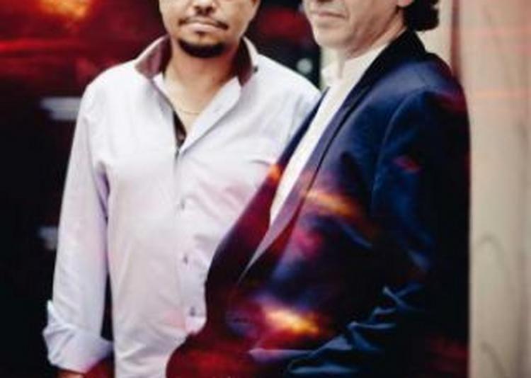 #festival2 Mario Canonge & Michel Zenino Invitent Kareen Guiock à Paris 1er