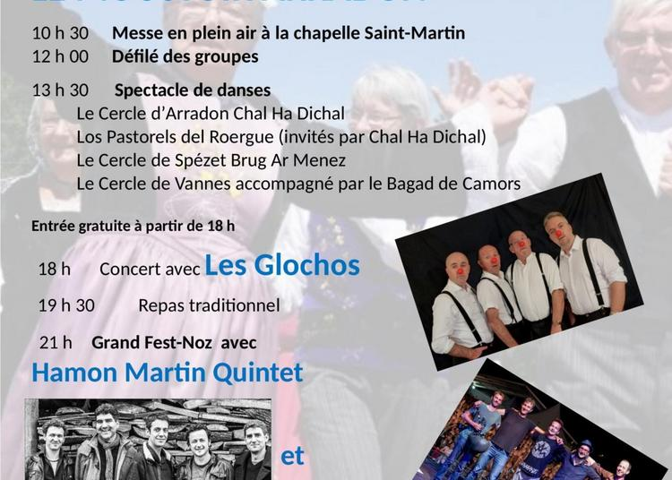 Fête bretonne du Moustoir à Arradon