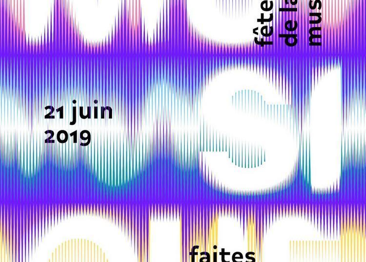 Fête de la musique- Places d'armes à Caudebec en Caux