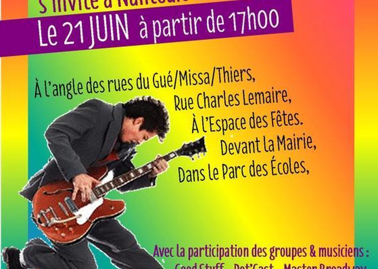 Fête De La Musique - Plusieurs Lieux à Nanteuil le Haudouin