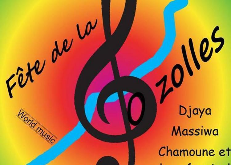 Djaya Massiwa - Chamoune et les Afrotropical (Fête de la Musique 2018) à Ozolles