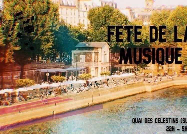 Fête de la musique 2.0 à Paris 4ème