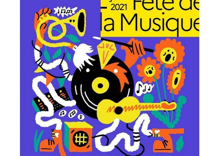 Fête de la musique à Besancon 2021