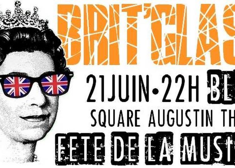 Fête de la Musique à Blois, Brit'Glass