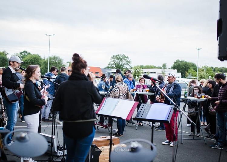 Fête de la musique à Cholet - The Harmonick