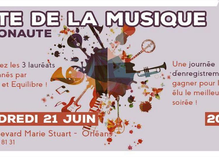 Fête de la musique à l'Argonaute à Orléans