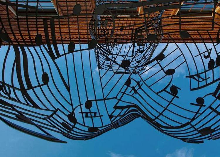 Fête de la musique à l'auberge au col à Fouchy