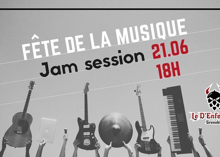 Fête de la musique au Denfer pub ! à Grenoble