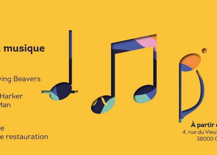 Fête De La Musique Au Médiastère à Grenoble