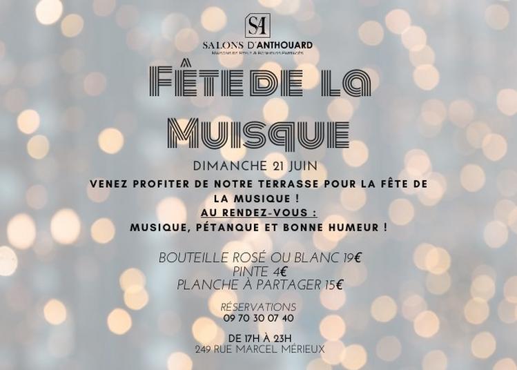 Fête de la Musique aux Salons d'Anthouard à Lyon
