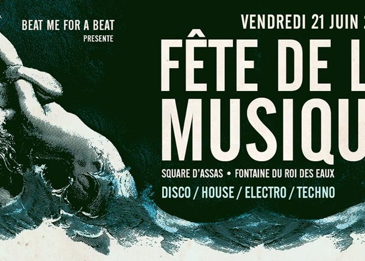 Fête de la Musique  Beat Me For A Beat ¤ Parc Poseïdon à Clermont Ferrand
