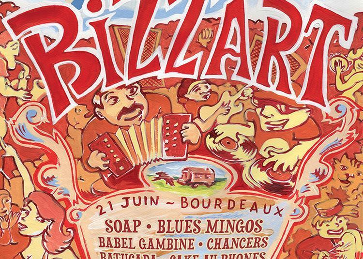 Fête De La Musique Bizz'art à Bourdeaux