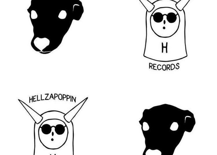 Fête De La Musique Buddy Records Et Hellzapoppin Records à Paris 10ème