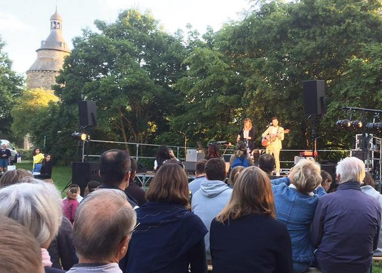 Fête de la musique - Concert The Greenings à Saint Aubin du Pavail