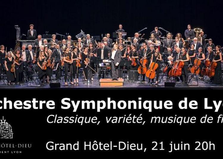 Fête de la Musique 2019 : l'Orchestre Symphonique de Lyon au Grand Hotel Dieu