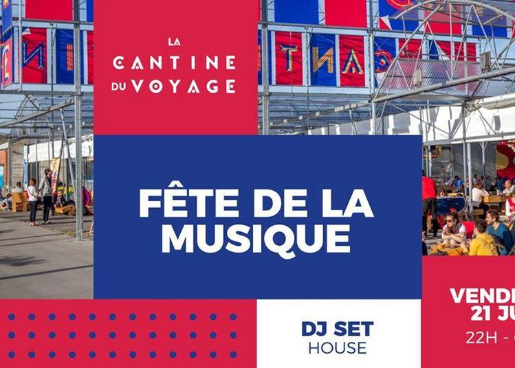 Fête de la Musique - La Cantine du VAN à Nantes