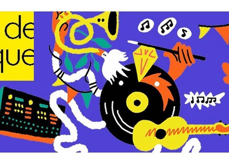 Fête de la musique : Le Café musical - Soul à Macon