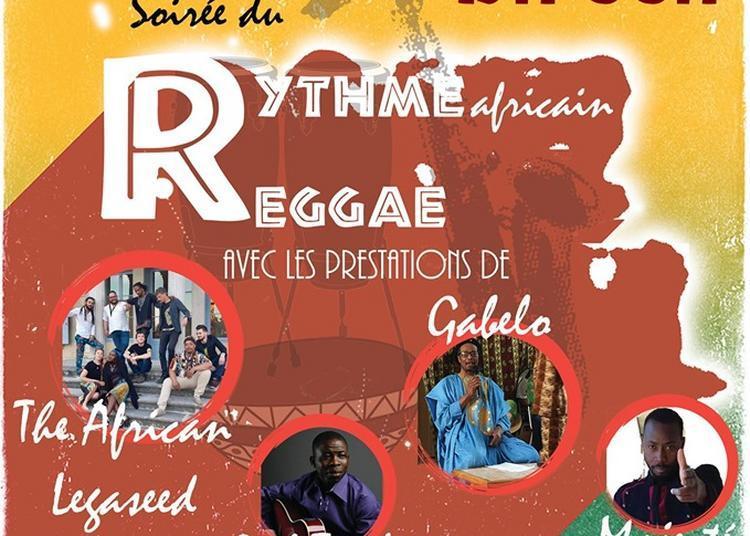 Fête de la musique, le Carrefour des Cultures Africaines à Lyon