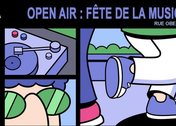 Fête De La Musique : Open Air Rue Oberkampf ! à Paris 11ème