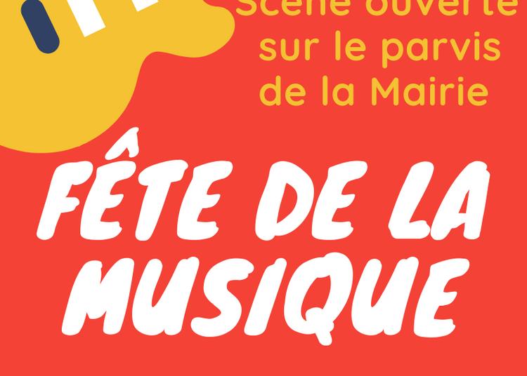 Fête de la musique - Parvis de la mairie à Honfleur