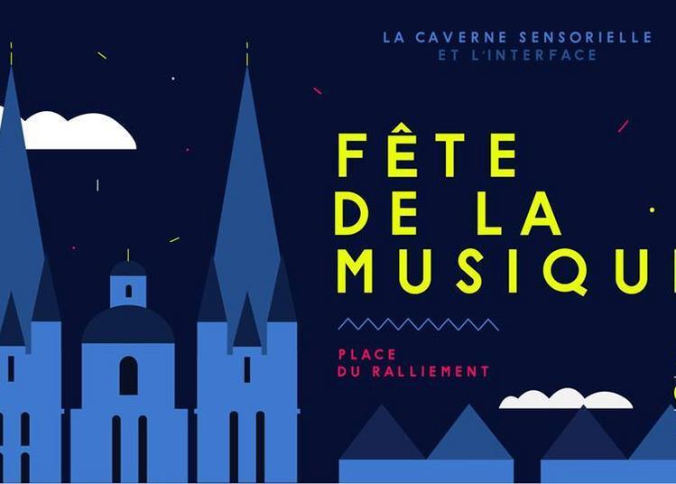 Fête de la musique - Place du Ralliement à Angers