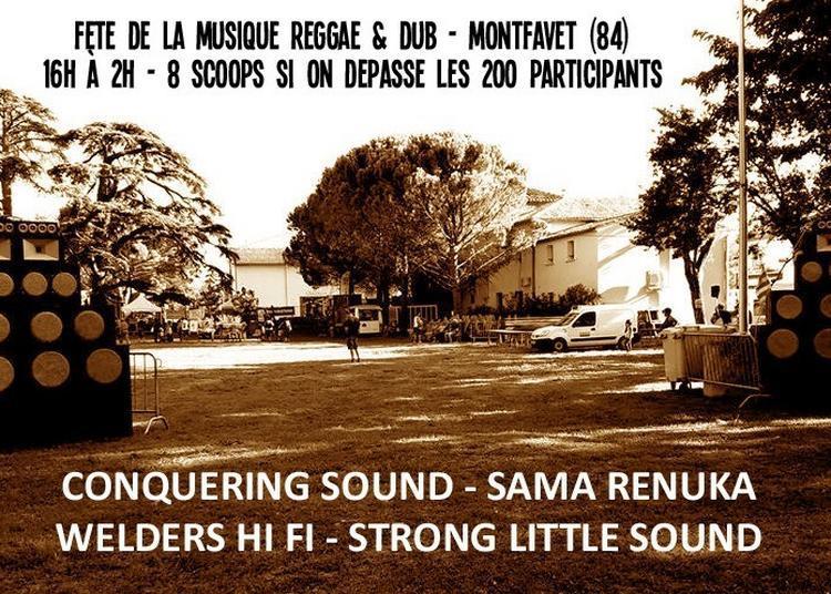 Fête de la Musique Reggae Dub à Avignon