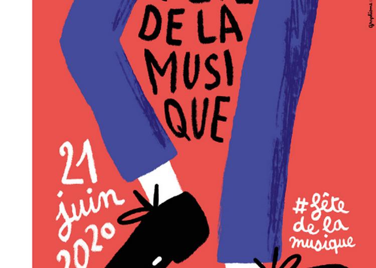 Fête de la musique Rue Gabrielle Montmartre ! à Paris 18ème