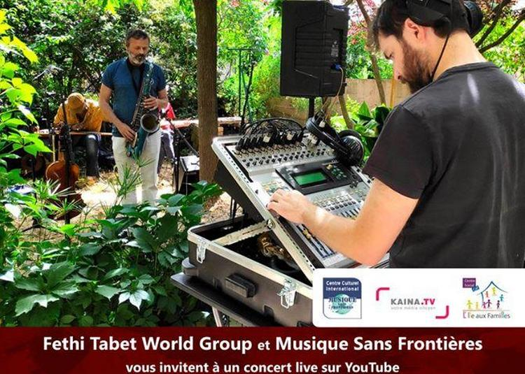 Fête de la Musique Sans Frontières à Montpellier