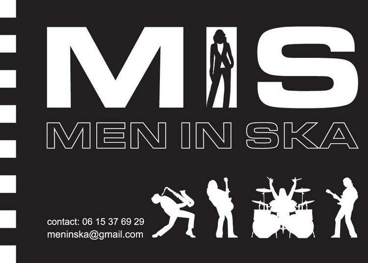 Men in Ska (Fête de la Musique 2018) à Valence