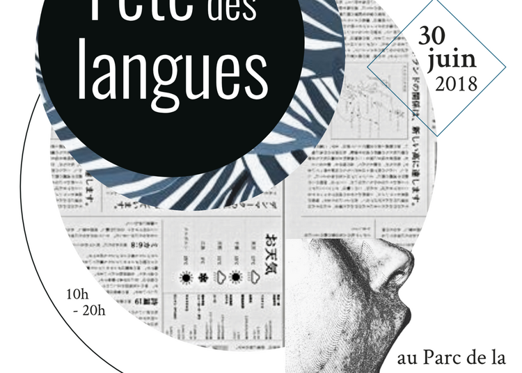 Fête des langues 2018