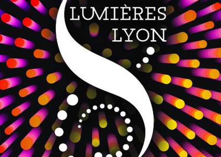 Fête des lumières à Lyon en 2020