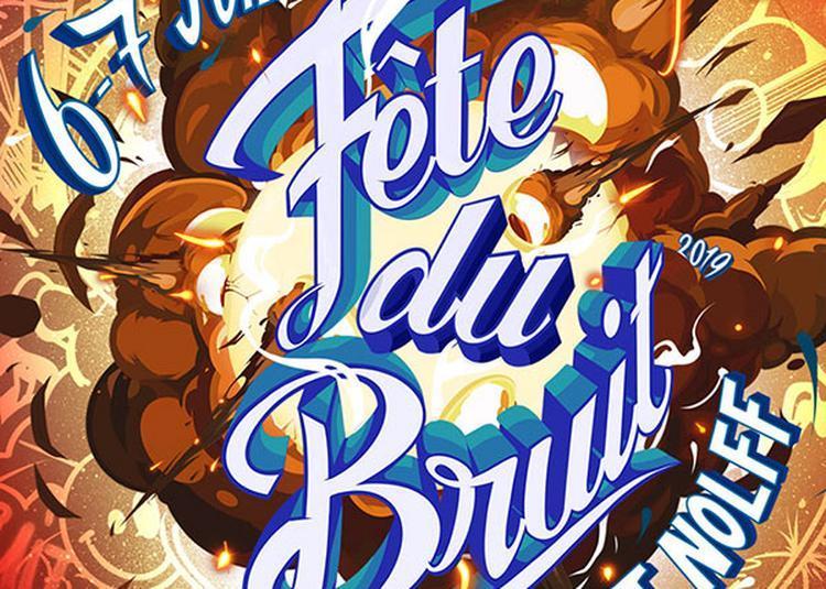 Fete Du Bruit - Pass 1 Jour à Saint Nolff