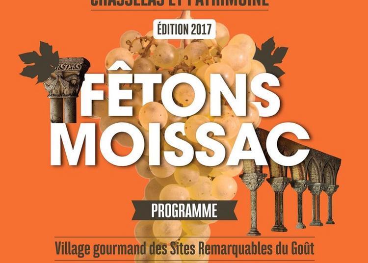 Fête Du Chasselas Et Du Patrimoine à Moissac