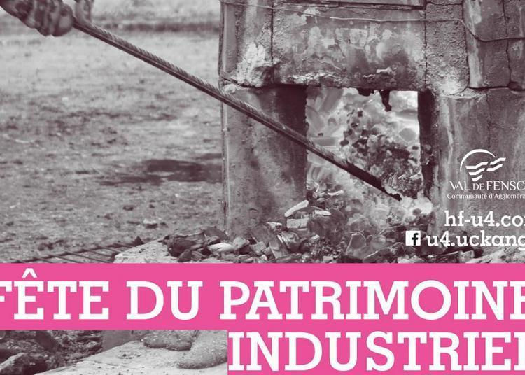 Fête du patrimoine industriel à Uckange