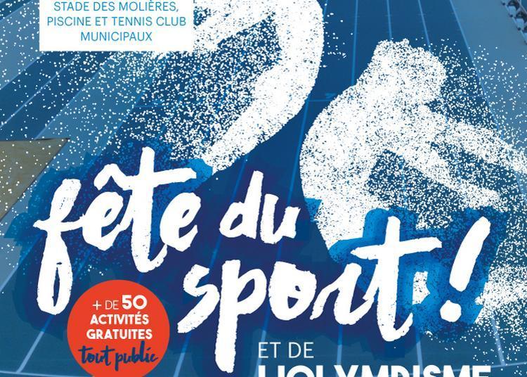 Fête du sport et de l'olympisme à Miramas
