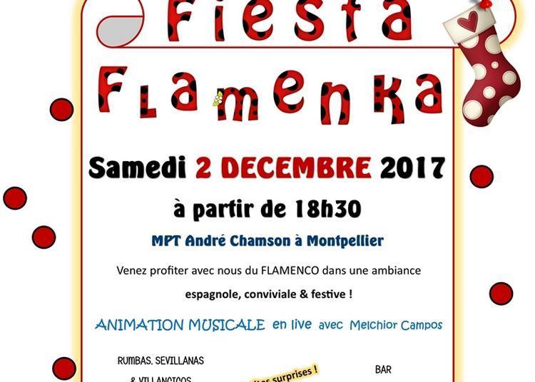 Fête flamenca de Noël à Montpellier