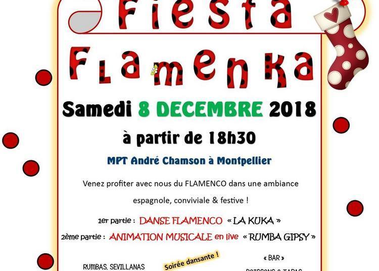 3ème Fête flamenca de Noël à Montpellier