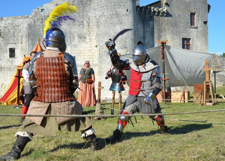 Fête Médiévale à Saint Jean d'Angle