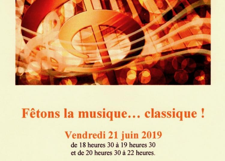 Fêtons la musique... classique !! à Toulouse