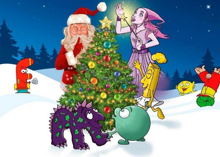Fêtons Noël avec LES ALPHAS! à Le Cres