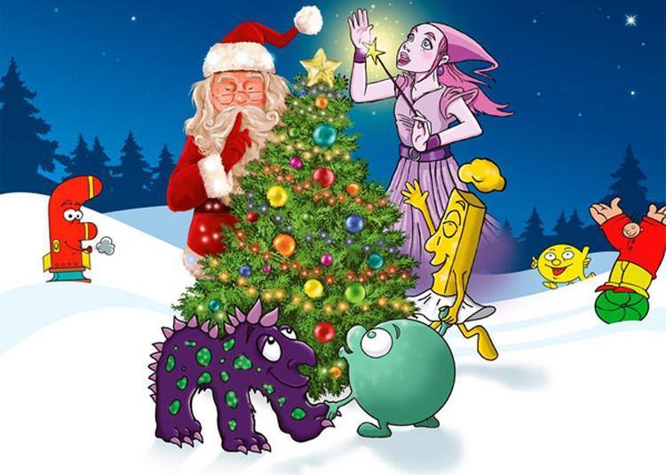 Fetons Noel Avec Les Alphas à Le Vernet