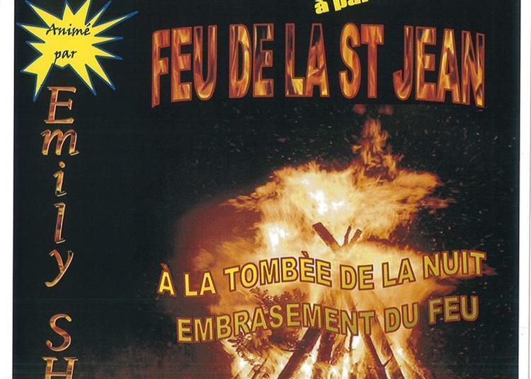 Feux de la St Jean à Fere en Tardenois