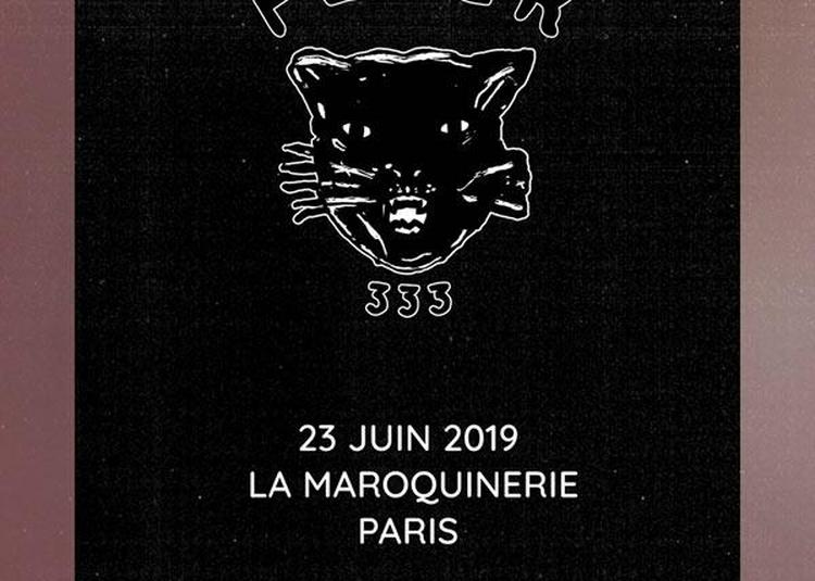 Fever 333 à Paris 20ème