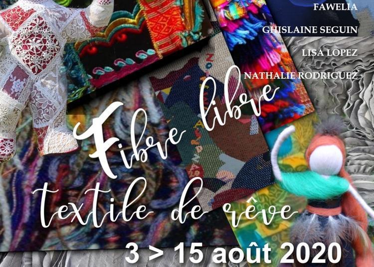 Fibre libre ,textile de rêve à Hyeres