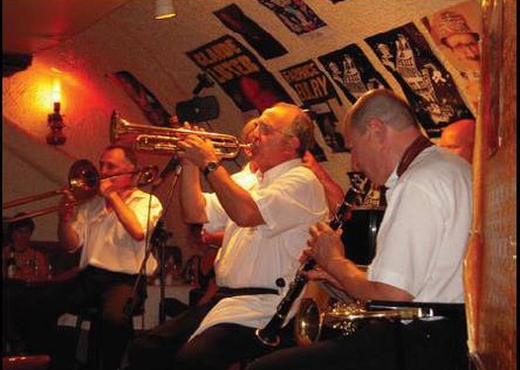 Fidgety Feet Jazz Band à Paris 5ème