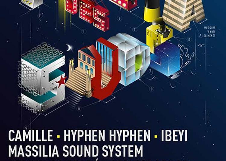Fiesta Des Suds 2018 Pass 3 Jours à Marseille