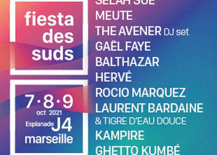 Fiesta Des Suds Pass 3 Jours à Marseille