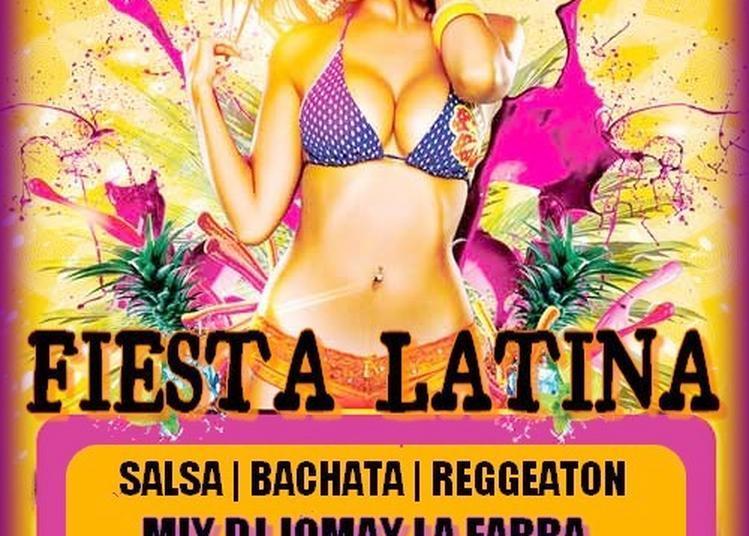 Fiesta Latina   Mix Dj Jomax La Farra à Montpellier