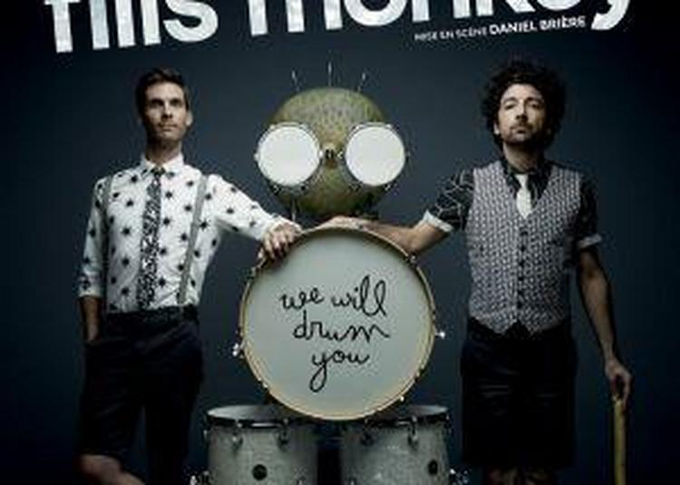 FILLS MONKEY - We Will Drum You à Bethune